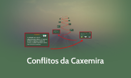 Copy of Conflitos da Caxemira
