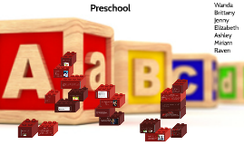 Copy of Preschool