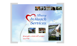 Albany InReach Services 2015
