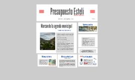 Mapeo Estelí