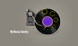 My Musical Identity