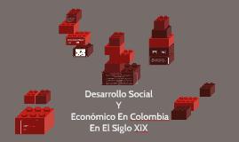 El programa de historia económica y política de Colombia II