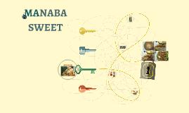 MANABA SWEET