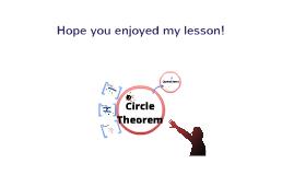 Circle theorum
