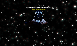 FY'14 Q1 Affiliate Campaign