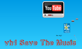 Copy of vh1 Save Music