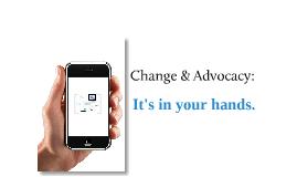 Advocacy through Social Media
