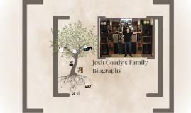 Josh Coady's Family Biography