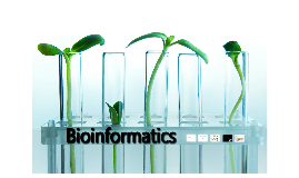 Copy of bioinformatics
