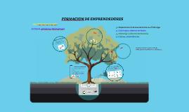 Copy of FORMACION DE EMPRENDEDORES