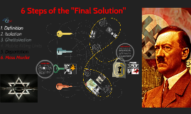 "Copy of 6 Steps of the ""Final Solution"""