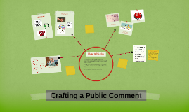 Crafting a Public Comment