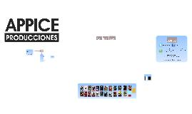 Copy of Appice producciones