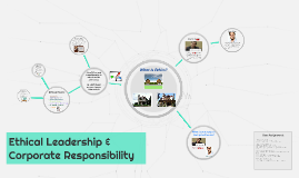 Ethical Leadership and Corporate Responsibility