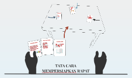 Copy of TATA CARA MEMPERSIAPKAN RAPAT