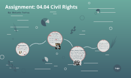 Assignment: 04.04 Civil Rights