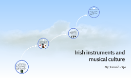 Irish instruments and musical culture