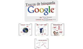 Google Search Tricks (Traducción al español)