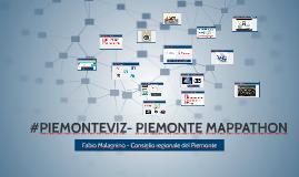 Piemonte Mappathon a Toolbox