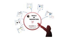 Basics  of Innovation
