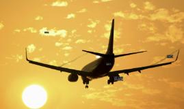 Integração intermodal no transporte aéreo: status quo, os mo