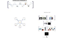 Copy of Impresión 3D - Historia, materiales y posibilidades