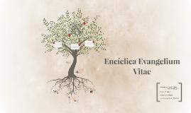 Encíclica Evangelium Vitae