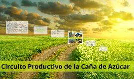 Copy of Circuito Productivo de la Caña de Azúcar