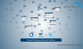 Internal Professional Network Interface