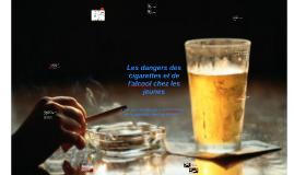 Les dangers des cigarettes et de l'alcool chez les jeunes