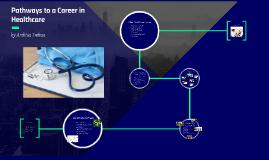 Pathway toward a Career in Healthcare
