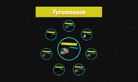 Tyrannosaus