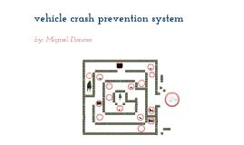 vehicle crash prevention system