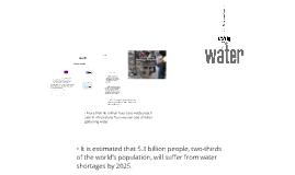 Haiti water crisis project