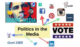 Politics in the Media