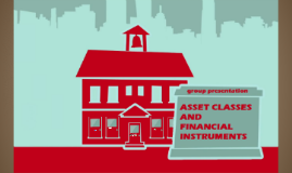 Copy of Asset classes and financial instruments