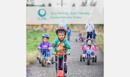 Grant Writing Training