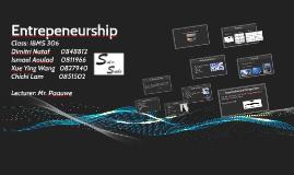 Copy of Entrepeneurship