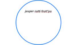 jasper rutti frutt'yu