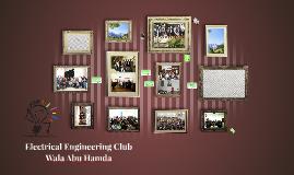 Electrical Engineering Club
