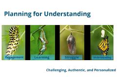 Planning for Understanding