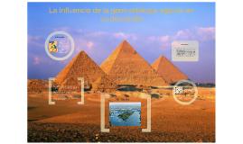 La Influencia de la geomorfología egipcia en su desarrollo