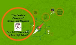 Copy of SNR Outdoor Classroom Proposal