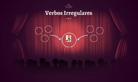 Verbos Irregulares -