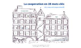 Copy of La coopération en 28 mots clés