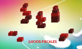 JUICIOS FISCALES