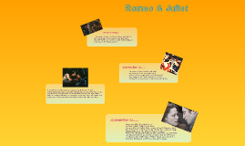 Copy of Romeo & Juliet Connections