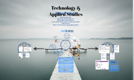 Copy of Technology & Applied Studies - Design Projects