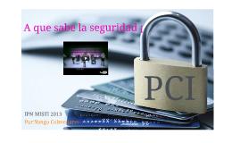 Security PCI