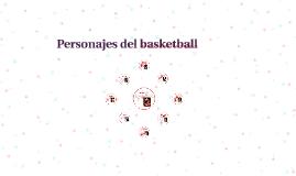 Personajes del basketball